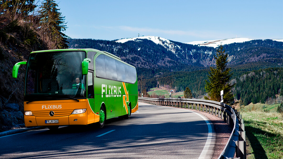 Book Your Trip With Flixbuss With Us Axelssons Turisttrafik